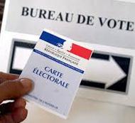 Emplacement des bureaux de vote