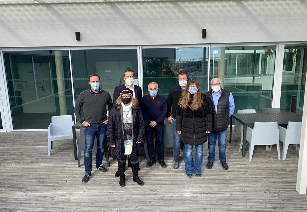 LE CLUB DES MANAGERS DE L'AGGLO S'EST RÉUNI À GIGAMED