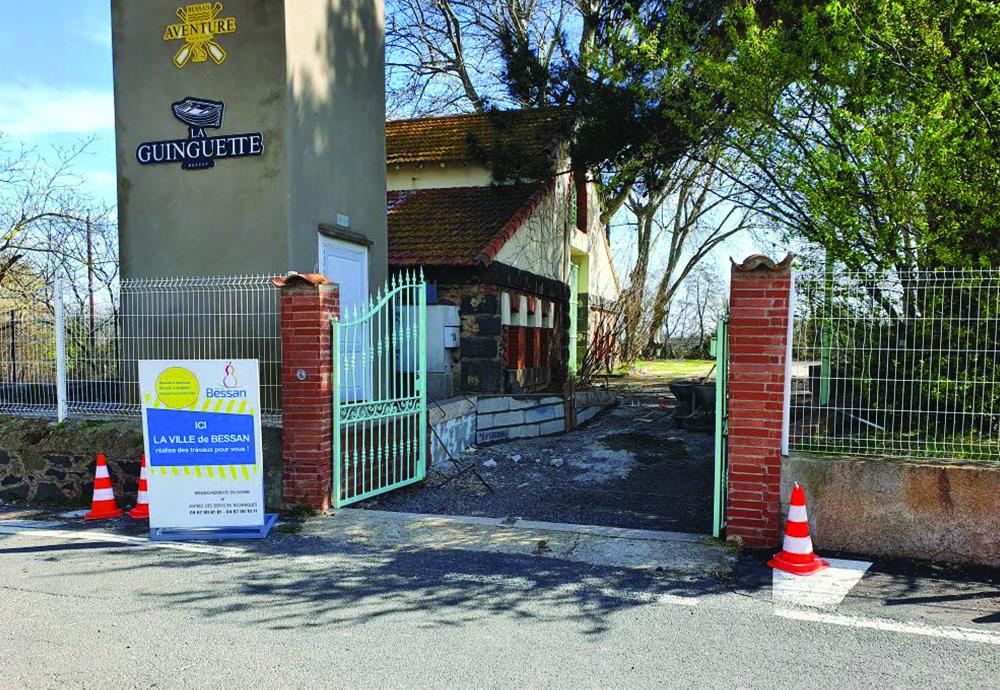LA GUINGUETTE ACCESSIBLE AUX PERSONNES HANDICAPÉES